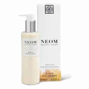NEOM Organics Great Day Body and Hand Lotion (250 ml)
