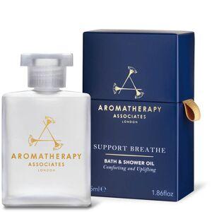 Aromatherapy Associates Support BreatheBath & Duschöl (55ml)