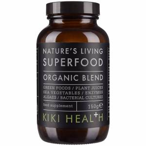 KIKI Health Organic Nature's Living Superfood 150 g