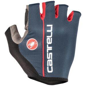 Castelli Circuito Gloves - L - Dark Steel Blue