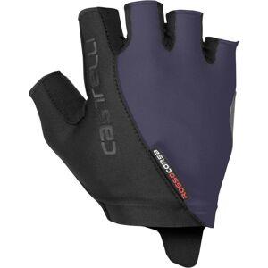 Castelli Women's Rosso Corsa Gloves - XS - Dark Steel Blue