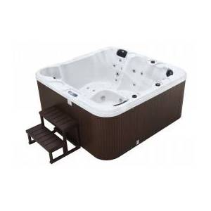 Outdoor Whirlpools - SPAtec 700B weiss