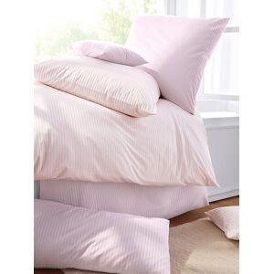 Irisette 2-teilige Bettwäsche-Garnitur aus Jersey  lila Größe:  Wohnen Baumwolle