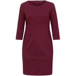 Emilia Lay Jersey-Kleid  rot Größe: 44 Damen Viskose