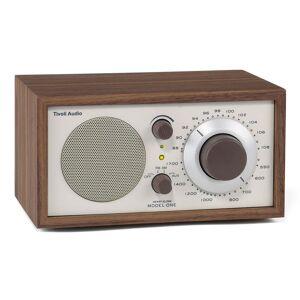Tivoli Audio - Model One Mono Radio, walnuss / beige