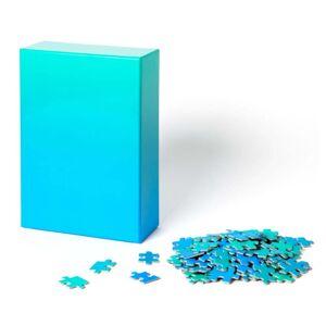 Areaware - Farbverlauf Puzzle, blau / grün (500-tlg.)