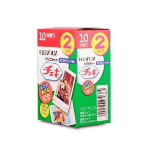 Lomographische AG Lomography - Fuji Instax Mini Film Double Pack (20 Bilder)