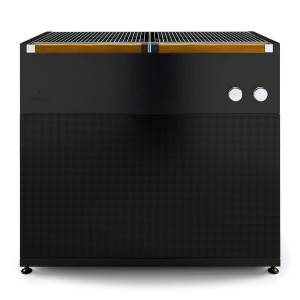 Röshults - BBQ Booster Grill 50 x 100 cm, anthrazit