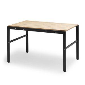 Skagerak - Reform Tisch, Teak / anthrazit