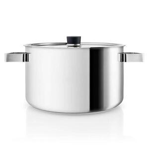Eva Solo - Nordic Kitchen Kochtopf 6 l, Edelstahl / schwarz