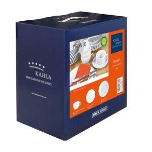 Kahla - Pronto Kaffee-Set 18tlg.,2. Wahl weiß