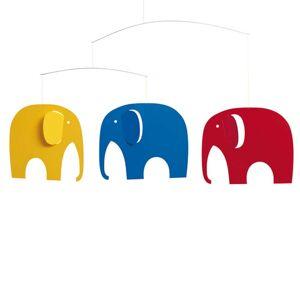 Flensted Mobiles - Elefanten Treffen Mobile