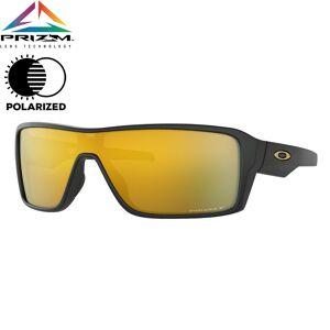 Oakley Sunglasses Oakley Ridgeline matte black PRIZM 24K POLARIZED