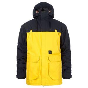 Horsefeathers Jacket Horsefeathers Cordon Atrip lemon XL
