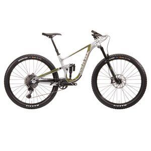 Kona MTB bike Kona Process 134 CR/DL 29 polar silver