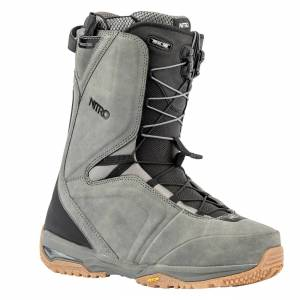 Nitro Boots Nitro Team TLS charcoal 10,5 (44 2/3)