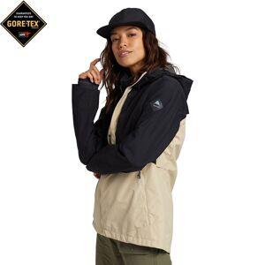 Burton Street jacket Burton Wms Gore Infinium Multipath true black/irish cream