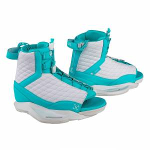 Ronix Binding Ronix Luxe white/blue orchid