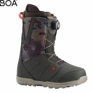 Burton Boots Burton Moto Boa dark green/camo