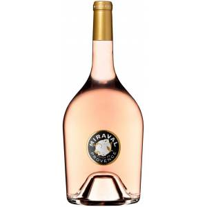 Château Miraval Jolie-Pitt & Perrin Cotes De Provence Rosé AOC Doppelmagnum (3,0l)