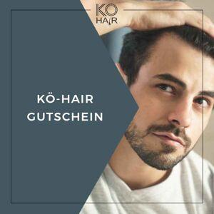 KÖHAIR Geschenkgutschein 25% Rabatt KÖ-Hair Haartransplantation Haarverdichtung 100