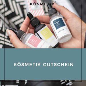 KÖsmetik Geschenkgutscheine 25% Rabatt   KÖsmetik 50