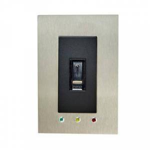 ekey Fingerscanner integra inkl. Alarm LEDs - home FS IN DE SC WM ED LED