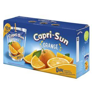 Capri Sun 4 Packungen à 10 x 0,2 Liter Capri Sun Orange