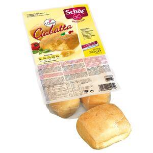 Schär 3 x 200 g Schär glutenfreie Ciabatta