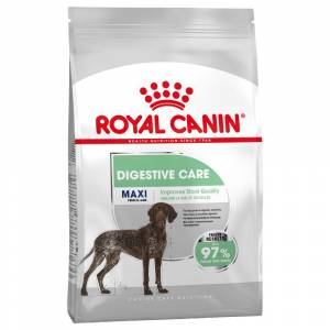 Royal Canin Care Nutrition 2 x 10kg Maxi Digestive Care Royal Canin Hundefutter trocken