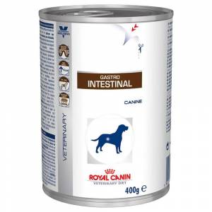 Royal Canin Veterinary Diet 24 x 400 g Royal Canin Veterinary Diet Canine Gastro Intestinal