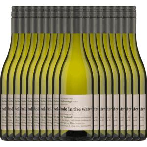 Konrad Wines 18er Paket - Hole in the Water Sauvignon Blanc 2018 - Konrad Wines Weißwein, Weinpaket trocken aus Neuseeland Neuseeland Südinsel Marlborough