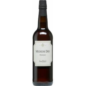 Emilio Hidalgo Medium Dry - Emilio Hidalgo Sherry halbtrocken aus Spanien Andalusien Jerez DO