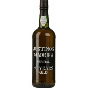 Vinhos Justino Henriques Sercial 10 Years Old - Vinhos Justino Henriques Madeira trocken aus Portugal Madeira Madeira DOC