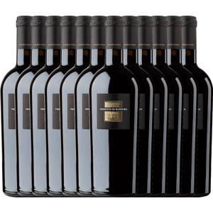 Cantine San Marzano 12er Vorteils-Weinpaket - Sessantanni Primitivo di Manduria DOC 2016 - Cantine San Marzano Rotwein, Weinpaket halbtrocken aus Italien Apulien (IT) ...