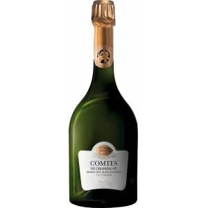 Champagne Taittinger Comtes de Champagne Blanc de Blancs 2007 - Champagne Taittinger Champagner brut - bruto aus Frankreich Champagne Champagne