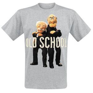 Die Muppets Old School Waldorf & Herren-T-Shirt  - Offizieller & Lizenzierter Fanartikel S, M, L, XL, XXL       Herren