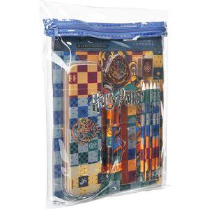 Harry Potter House Crests - Schreib-Set-multicolor - Offizieller & Lizenzierter Fanartikel Onesize       Unisex