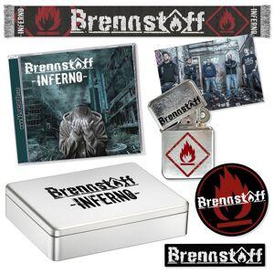 Brennstoff Inferno CD-multicolor Onesize       Unisex