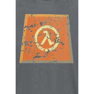 Half-Life Lambda Herren-T-Shirt  - Offizieller & Lizenzierter Fanartikel S, M, L, XXL       Herren