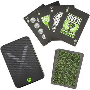 Xbox Kartenspiel Kartenspiel-multicolor - Offizieller & Lizenzierter Fanartikel Onesize       Unisex