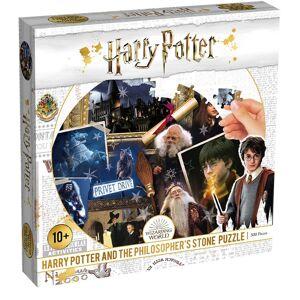Harry Potter Philosophers Stone Puzzle-multicolor - Offizieller & Lizenzierter Fanartikel Onesize       Unisex