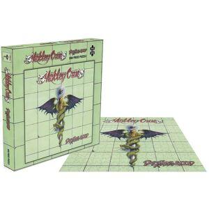 Mötley Crüe Dr. Feelgood Puzzle-multicolor - Offizielles Merchandise Onesize       Unisex
