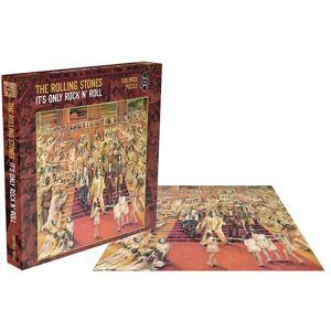 The Rolling Stones It's Only Rock N Puzzle-multicolor - Offizielles Merchandise Onesize       Unisex