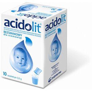 POLPHARMA Acidolite, geschmacksneutral für Babys, 10 Beutel