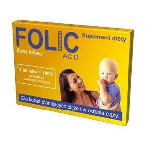 UNIPHAR Folsäure, 30 Tabletten