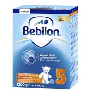 NUTRICIA 6x P_POZ  Bebilon Junior 5 z Pronutra, 1200 g - Długi termin ważności!