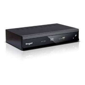 Engel TDT Engel RT-5130U USB HDMI Schwarz