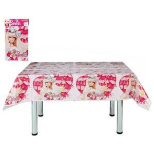 Barbie Tischdecke für Kinderparties Barbie 115209