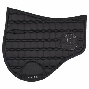 HV POLO Saddlepad Jacey DR Dark Brown Full